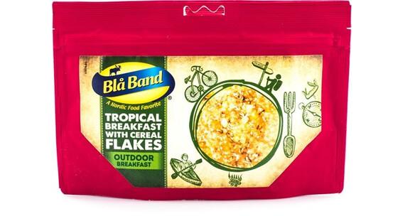 Blå Band Tropisk frukost med flingor